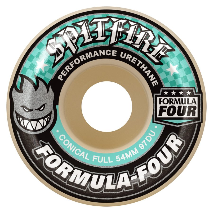 Spitfire Formula Four Conical Full 58mm 97a