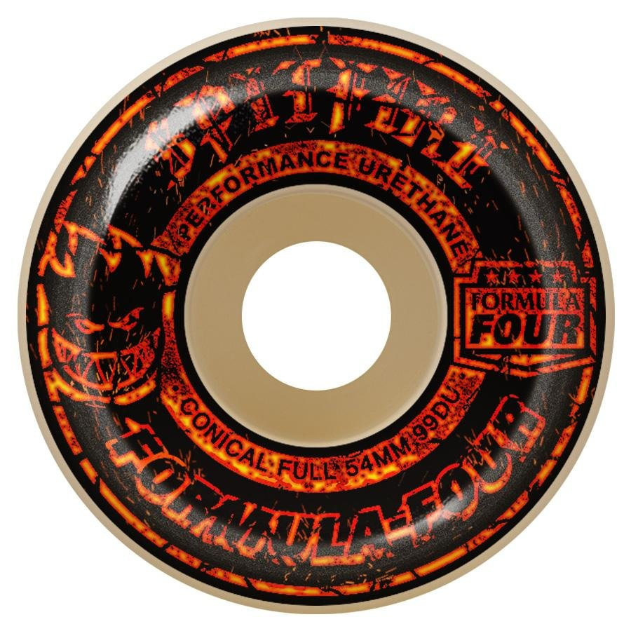 Spitfire Formula Four Conical Full Embers 54mm 99a