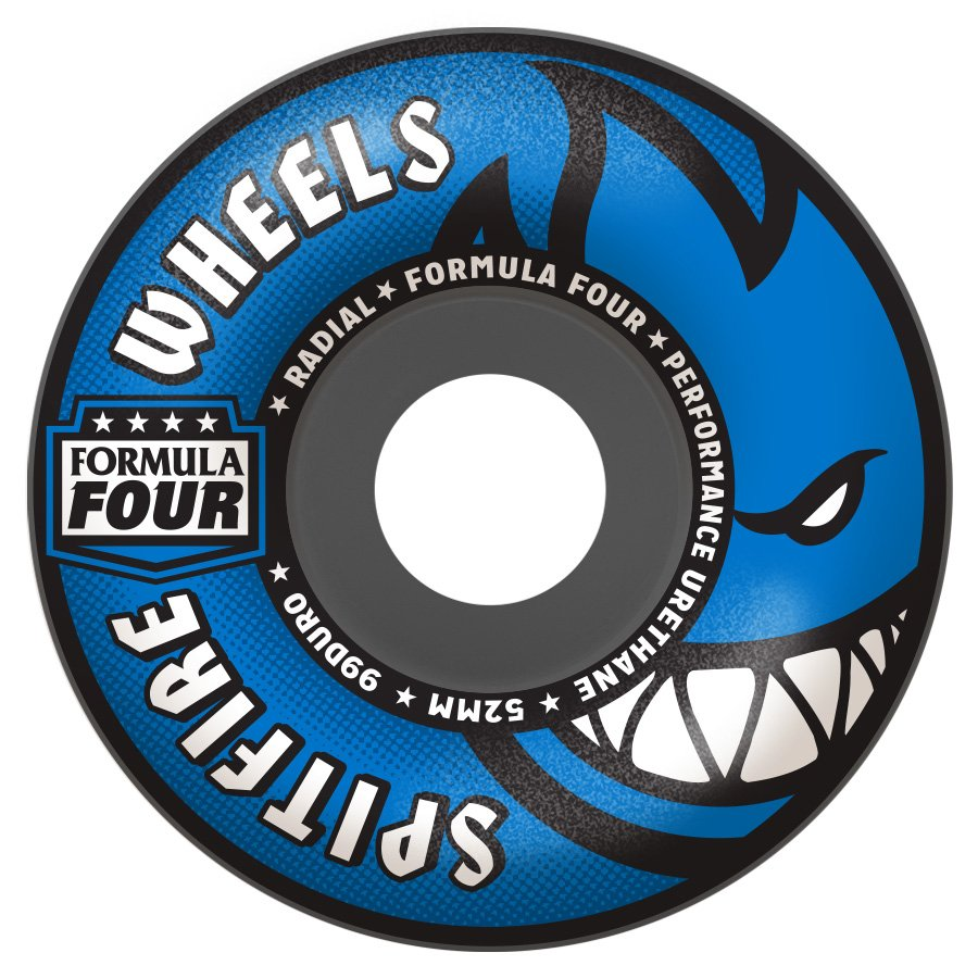 Spitfire Formula Four grey Radial 54mm 99a