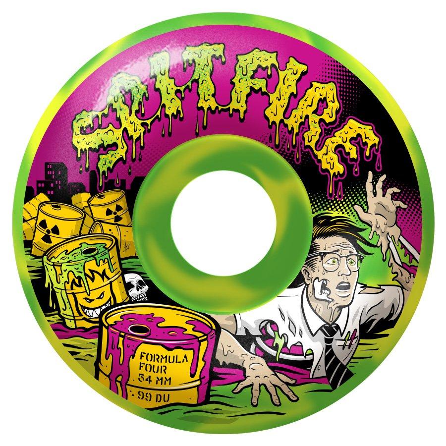 Spitfire Formula Four Toxic Apocalypse 52mm