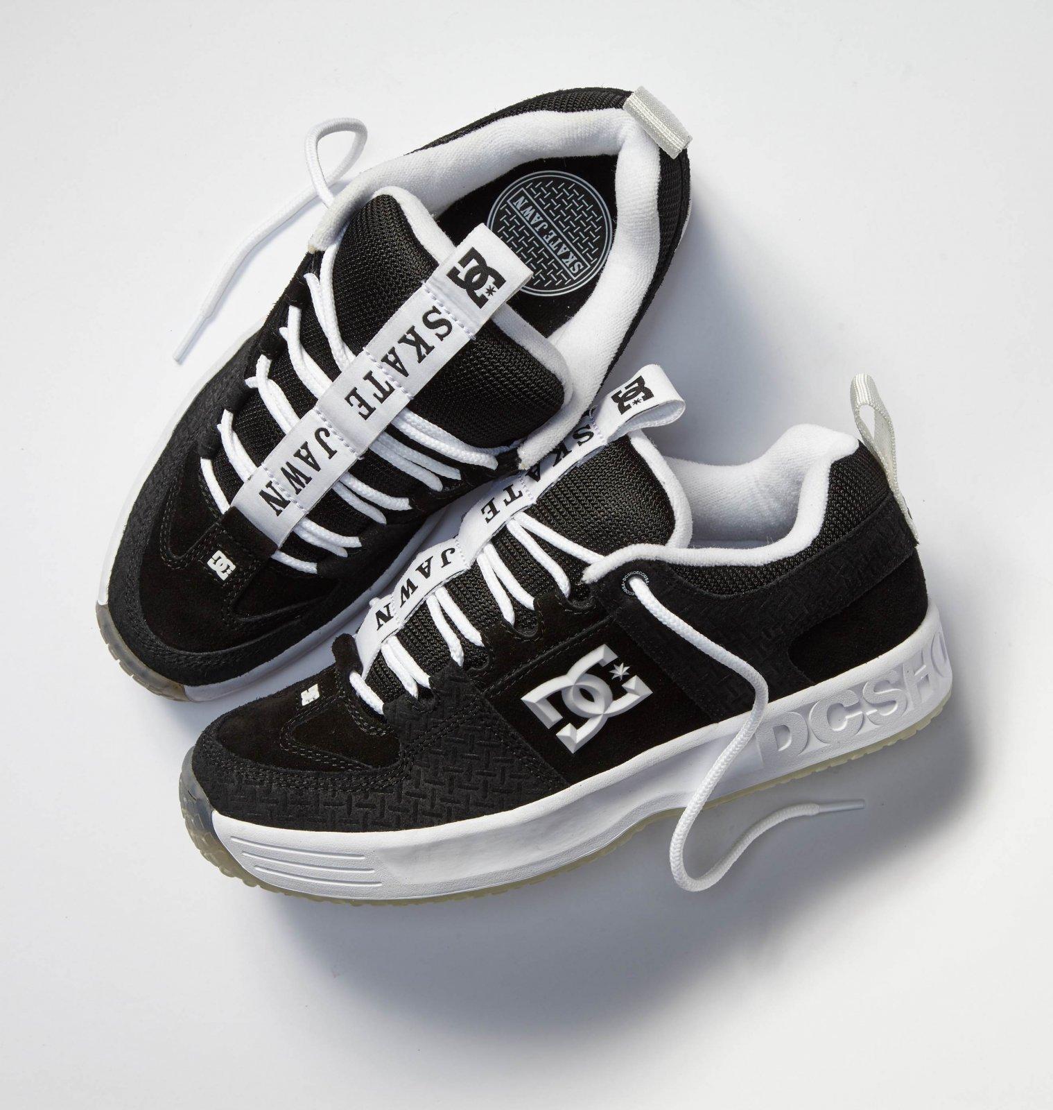 Dc Lynx OG X Skate Jawn black/grey/white