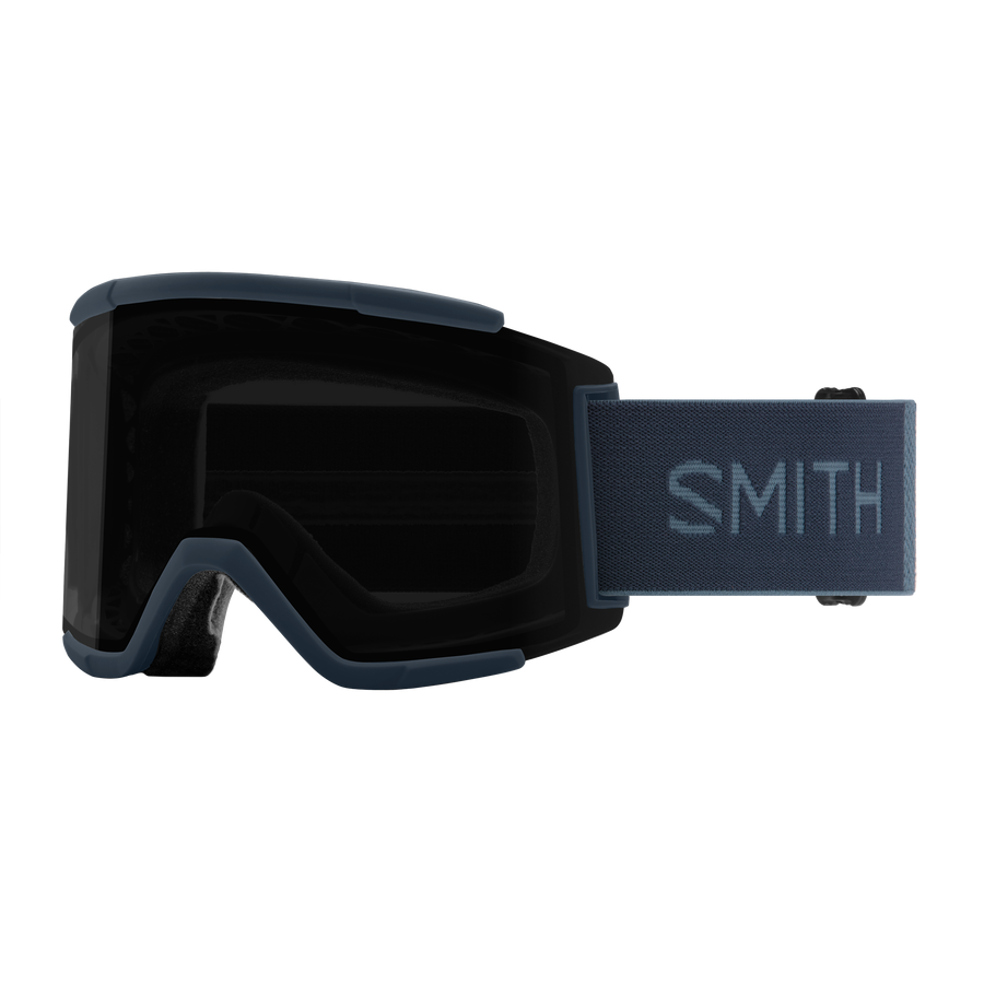 Smith Squad XL Goggles French Gold Mirror 2020