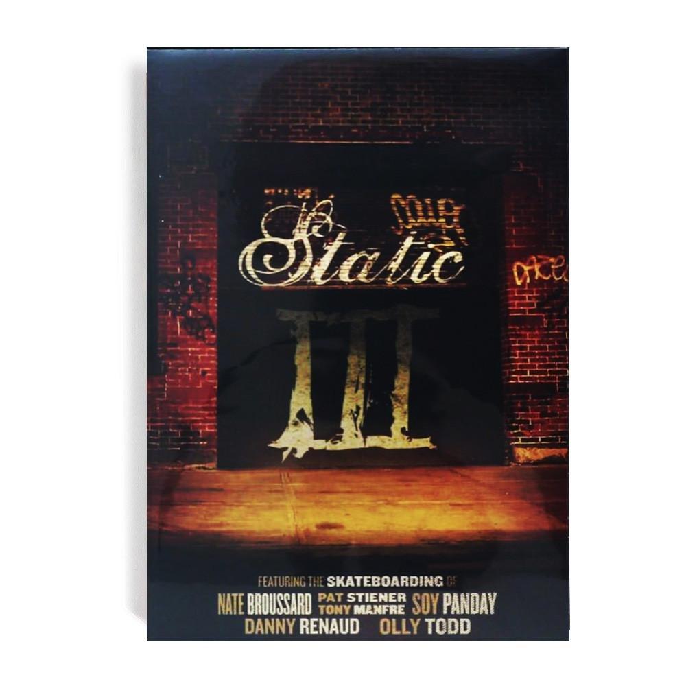 Static III  DVD
