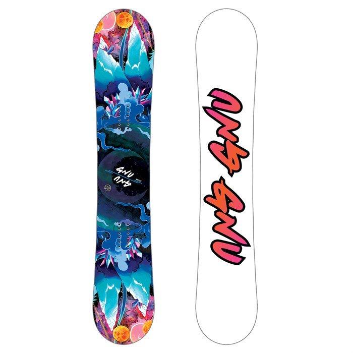 Gnu Asym Velvet Demo Snowboard 2019