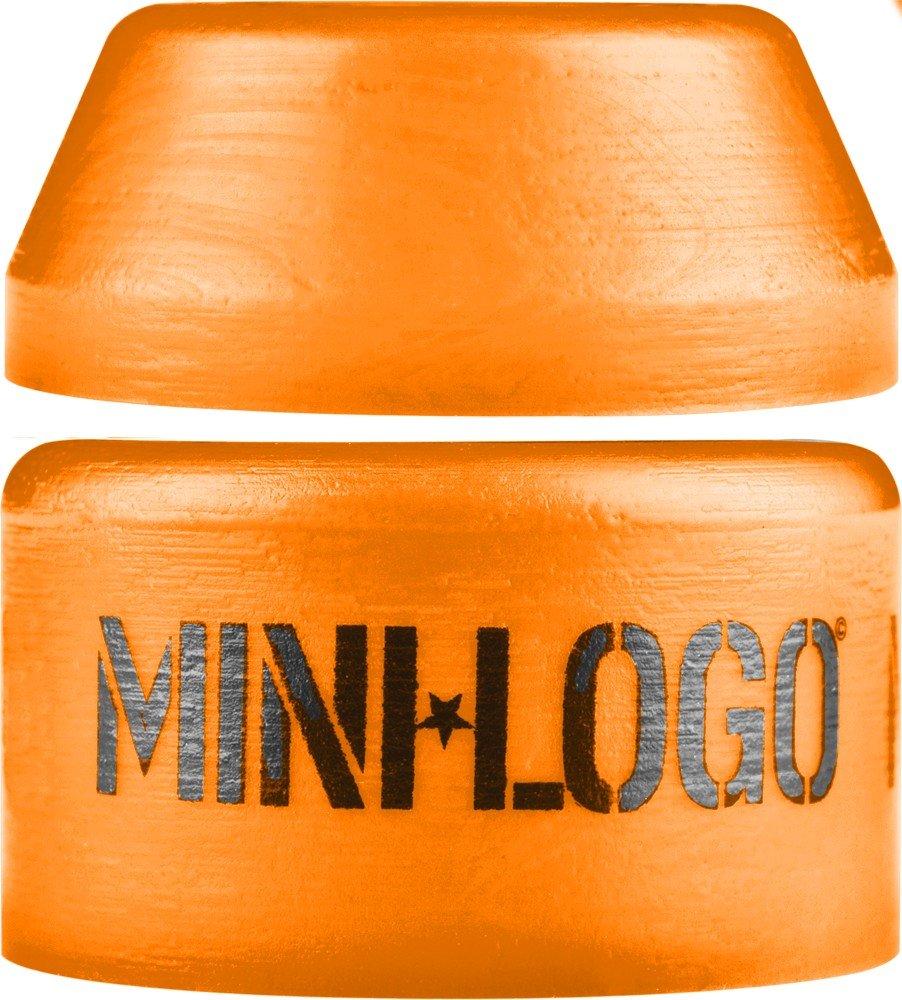 Powell Mini Logo Bushings Medium 94a Orange (set of 4)