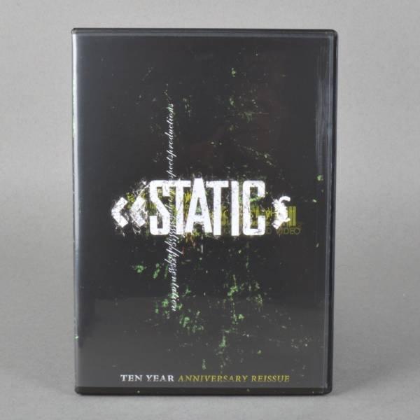 Static 10 Year Anniversary Reissue DVD