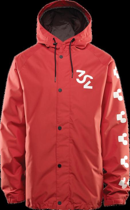 Thirtytwo Grasser Jacket Red 2020