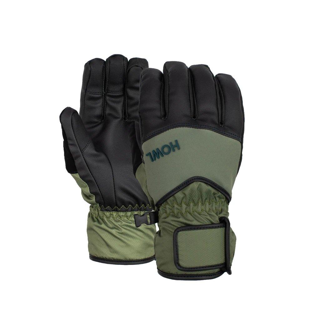 Howl Union Glove Green 2021