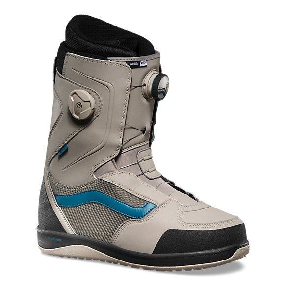 Vans Aura Pro Boots Khaki/Blue 2019