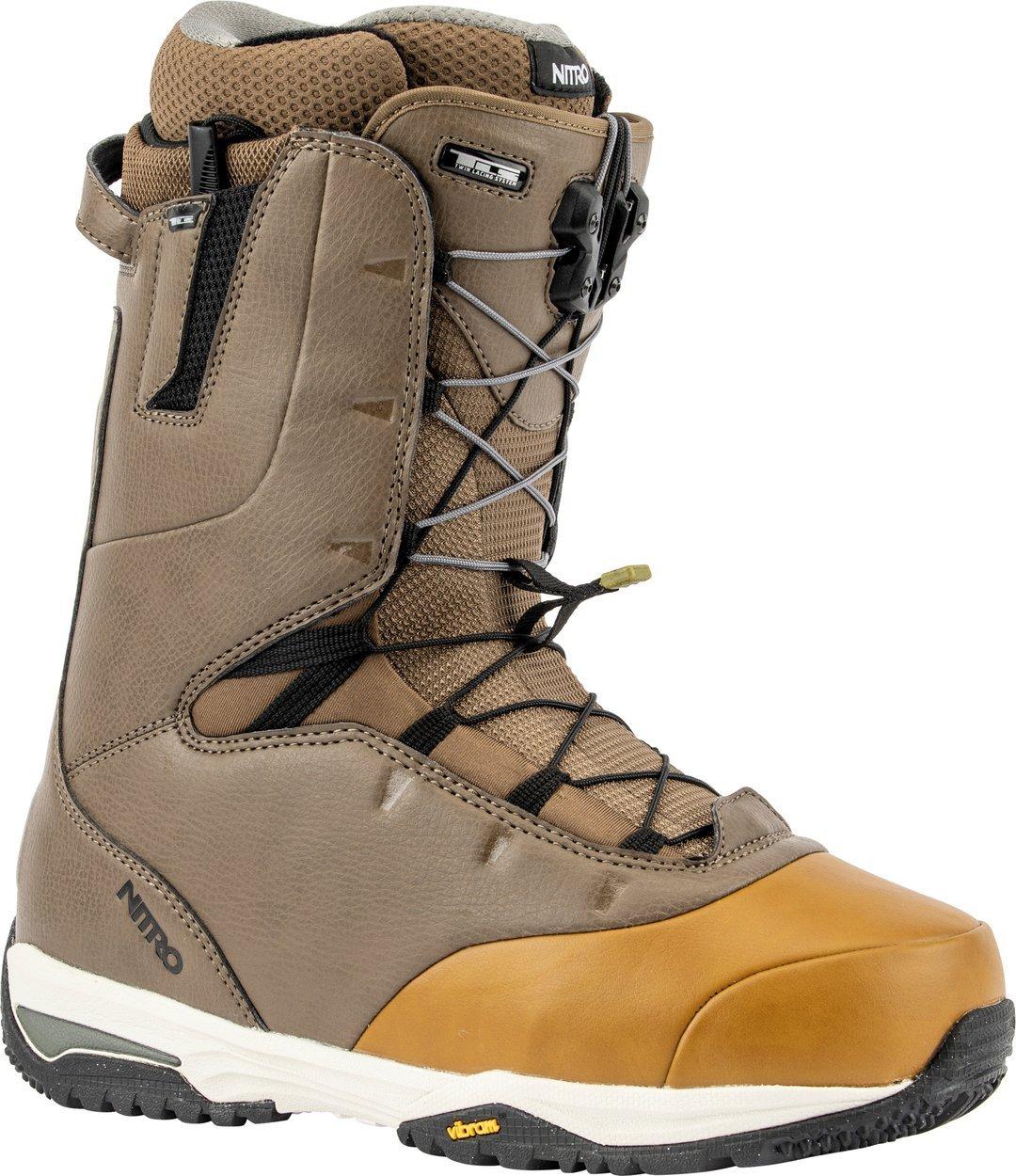 Nitro Venture Pro Tls Boots Two Tone Brown 2020