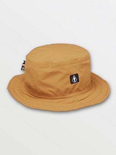 Volcom Pack It Gore-Tex Bucket Hat Tobacco