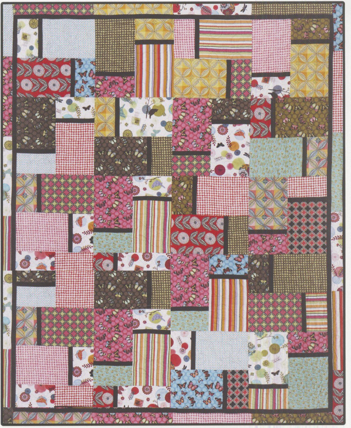 Big & Bold from Cozy Quilt Designs