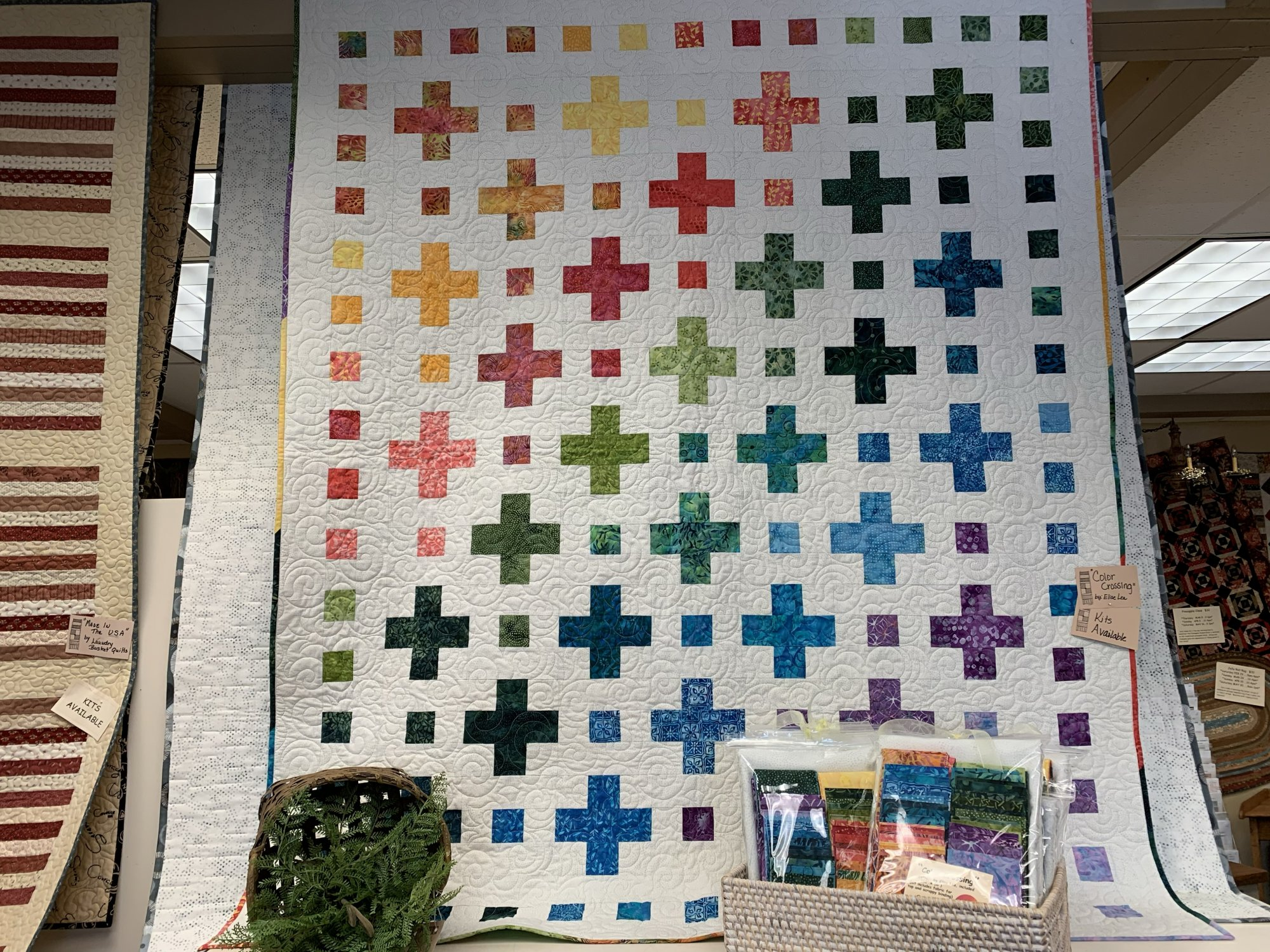 Color Crossing Kit and Pattern