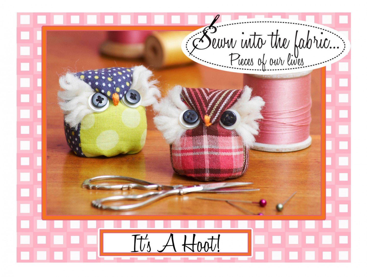 It?s a Hoot  from Sewn Into the Fabric