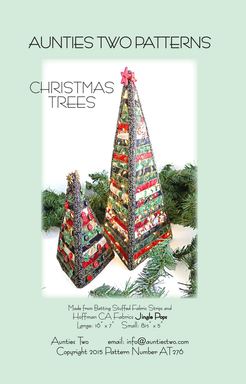 Christmas Trees by Two Aunties
