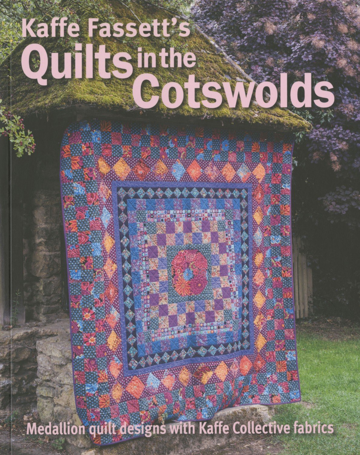 Kaffe Fassets Quilts in the Cotswolds