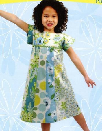Poppys Easy Dress from Vanilla House