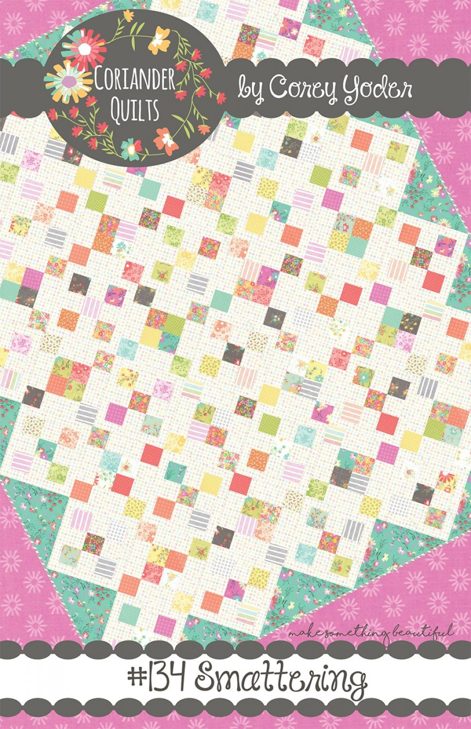Smattering by Coriander Quilts