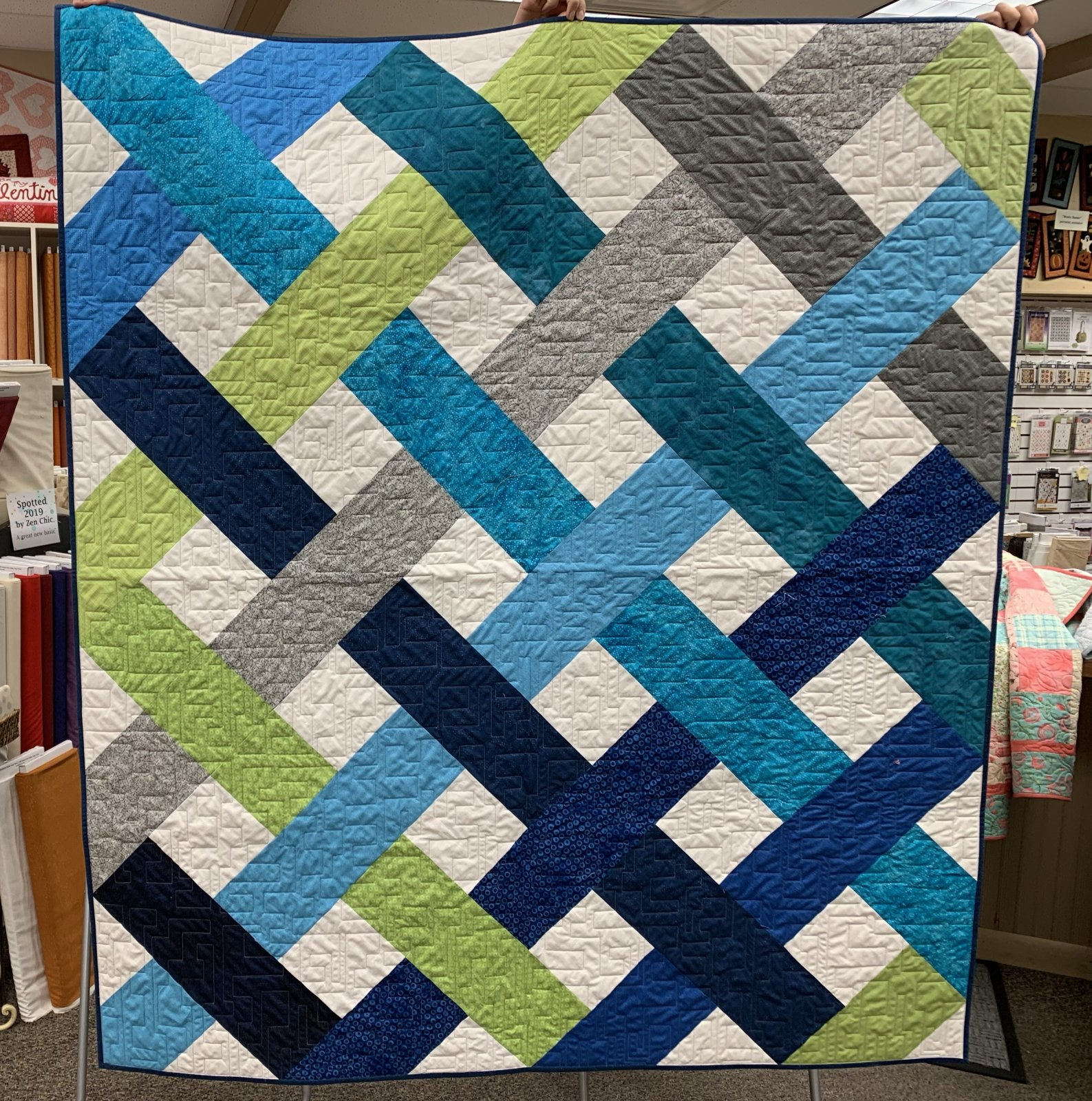 The Betty Quilt Kit and Pattern