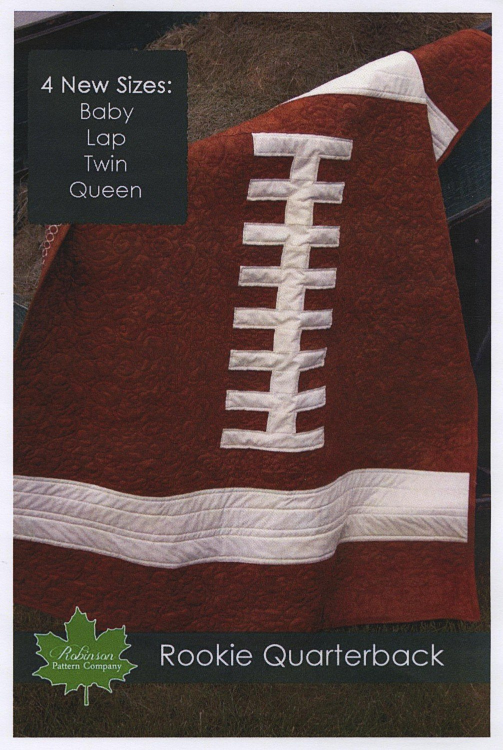 Rookie Quarterback by Robinson Pattern Company