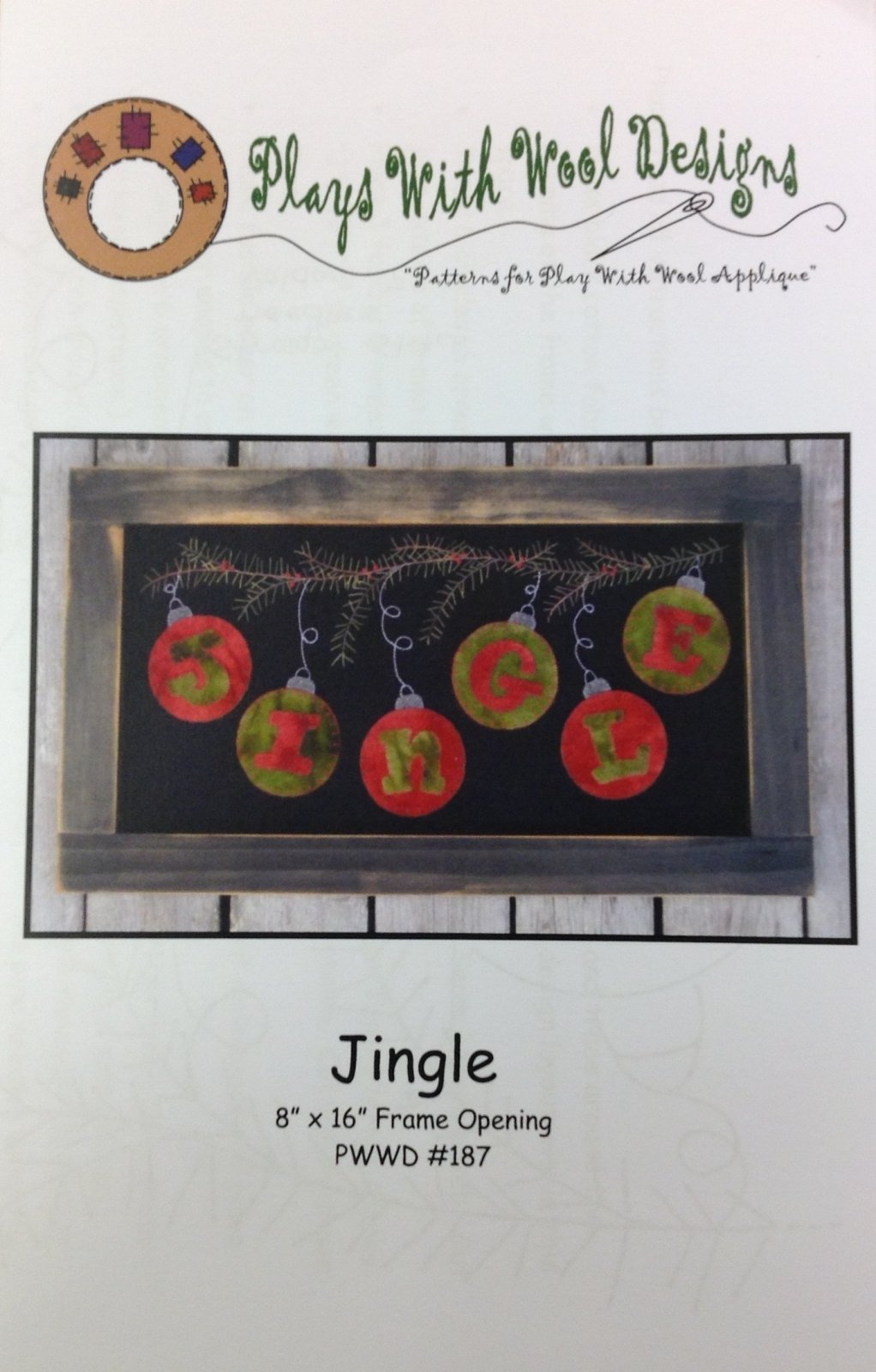 Jingle by Plays With Wool Designs