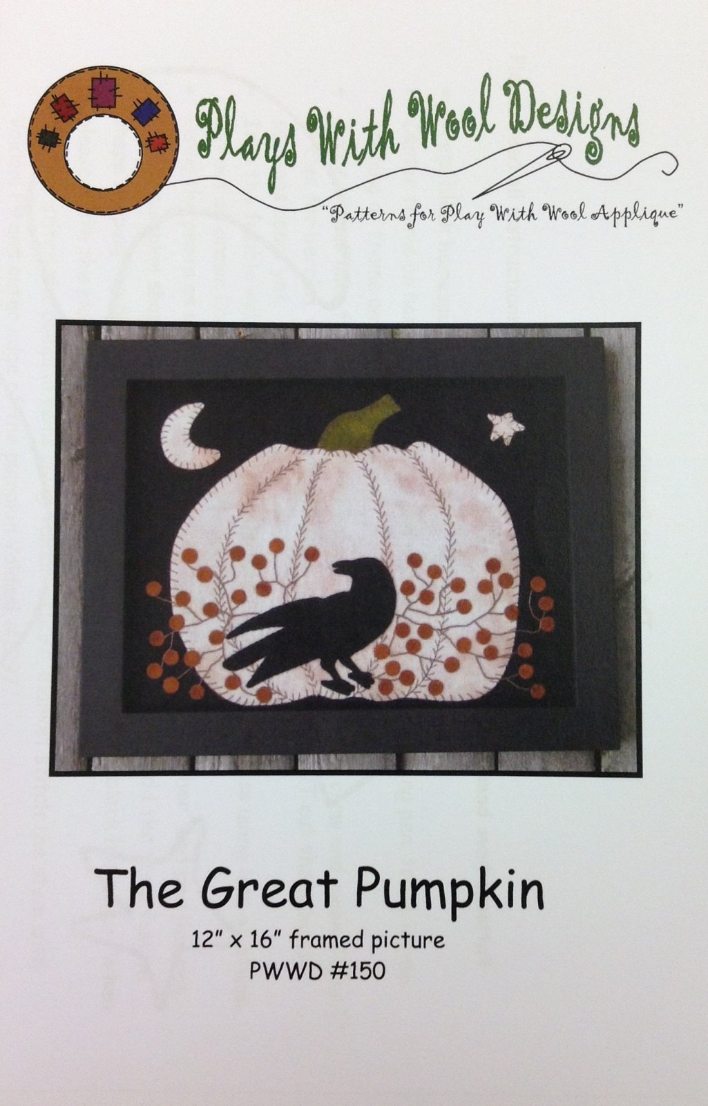 The Great Pumpkin by Plays With Wool Designs
