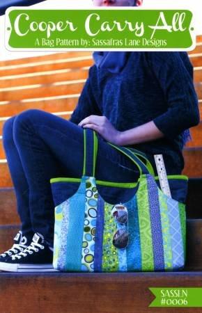 Cooper Carry All by Sassafras Lane Designs