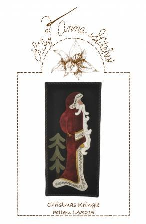 Christmas Kringle by Lily Ann Stitches