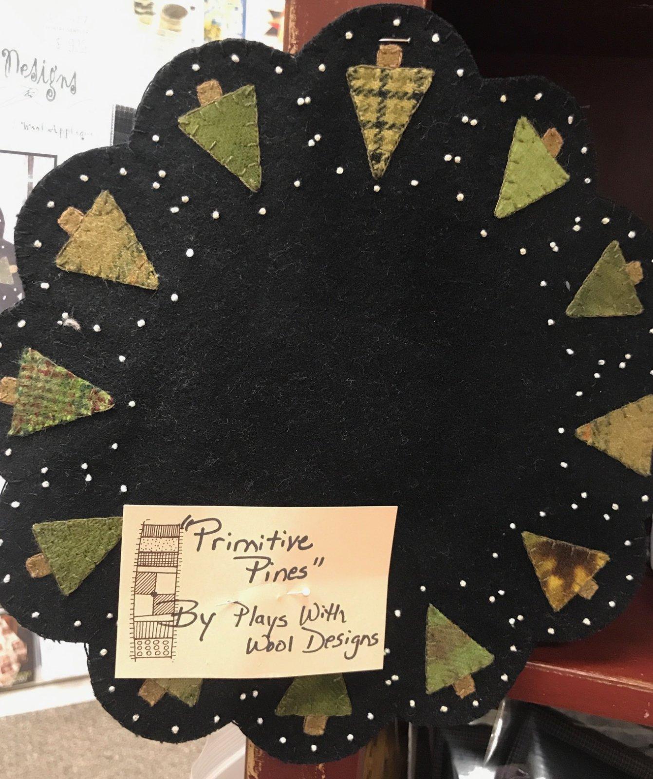 Primitive Pines Wool Kit