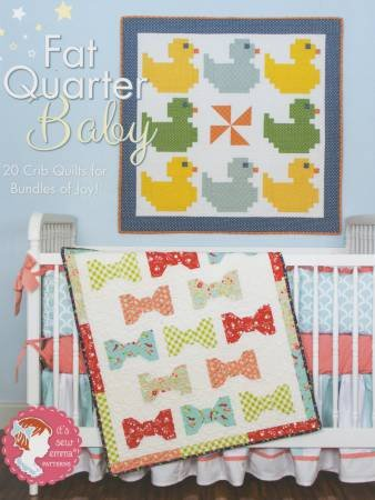 Fat Quarter Baby by It's Sew Emma