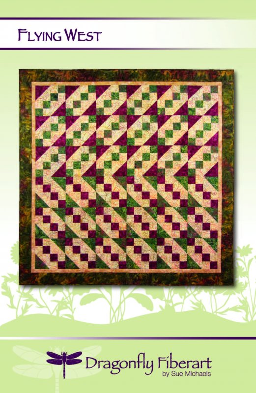 Flying West Quilt - SALE - Discontinued