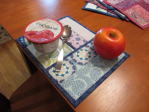 NEW!  Snack Mats