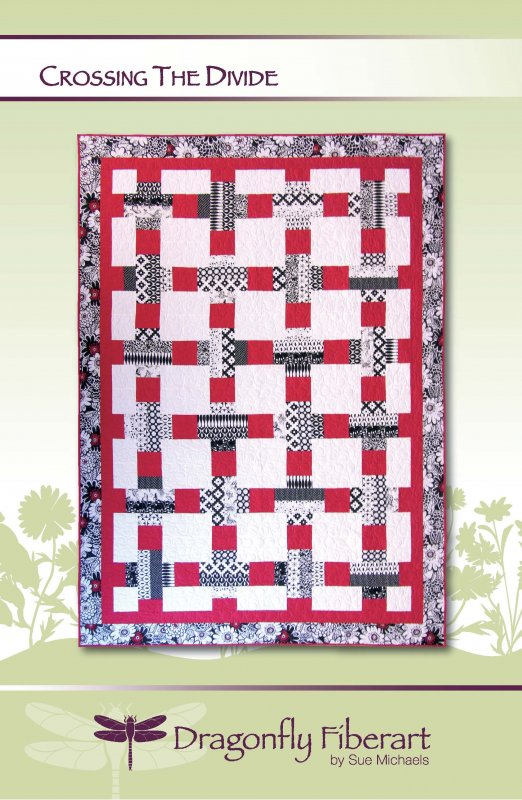 Crossing The Divide Quilt - SALE - Discontinued