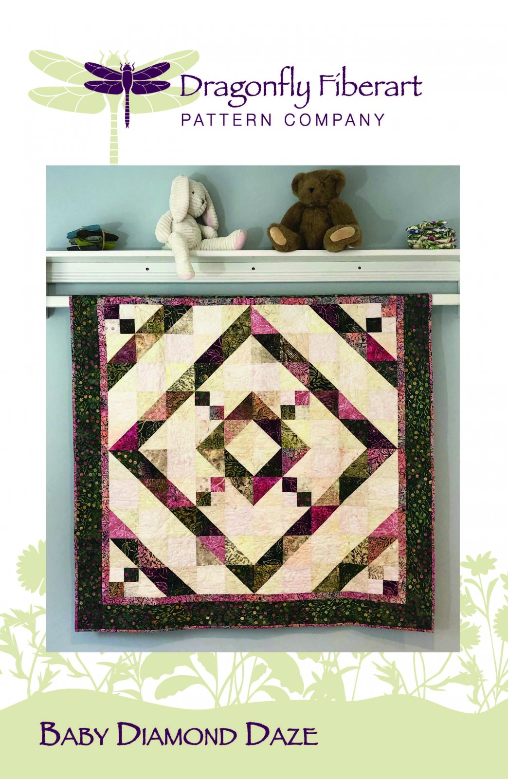 Baby Diamond Daze Pattern Card