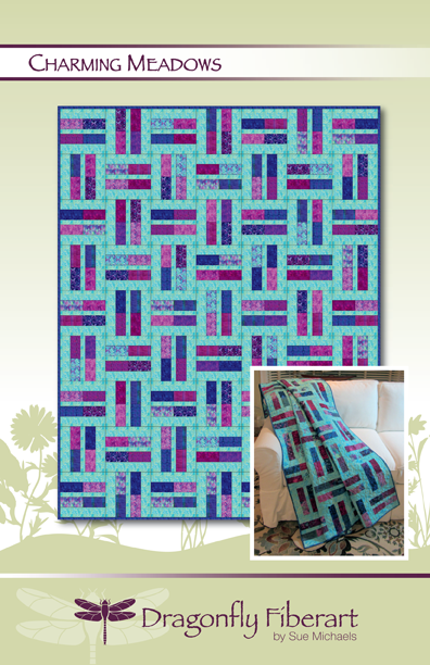 Charming Meadows Quilt