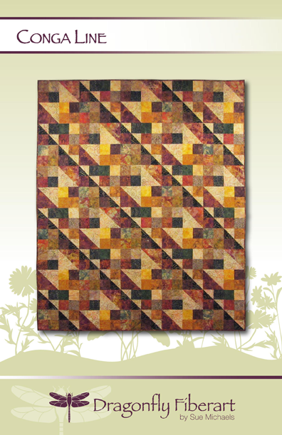 Conga Line Quilt - SALE