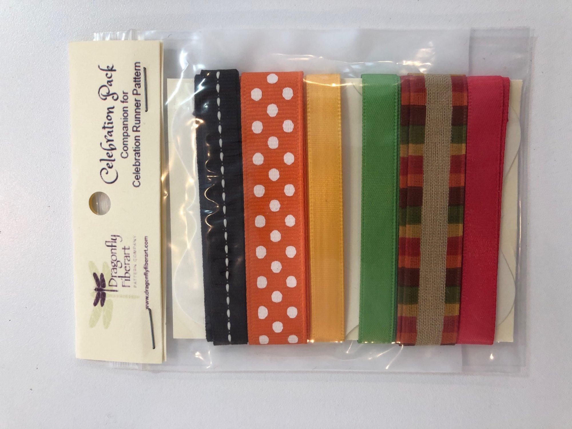 Ribbon Pack - Autumn I