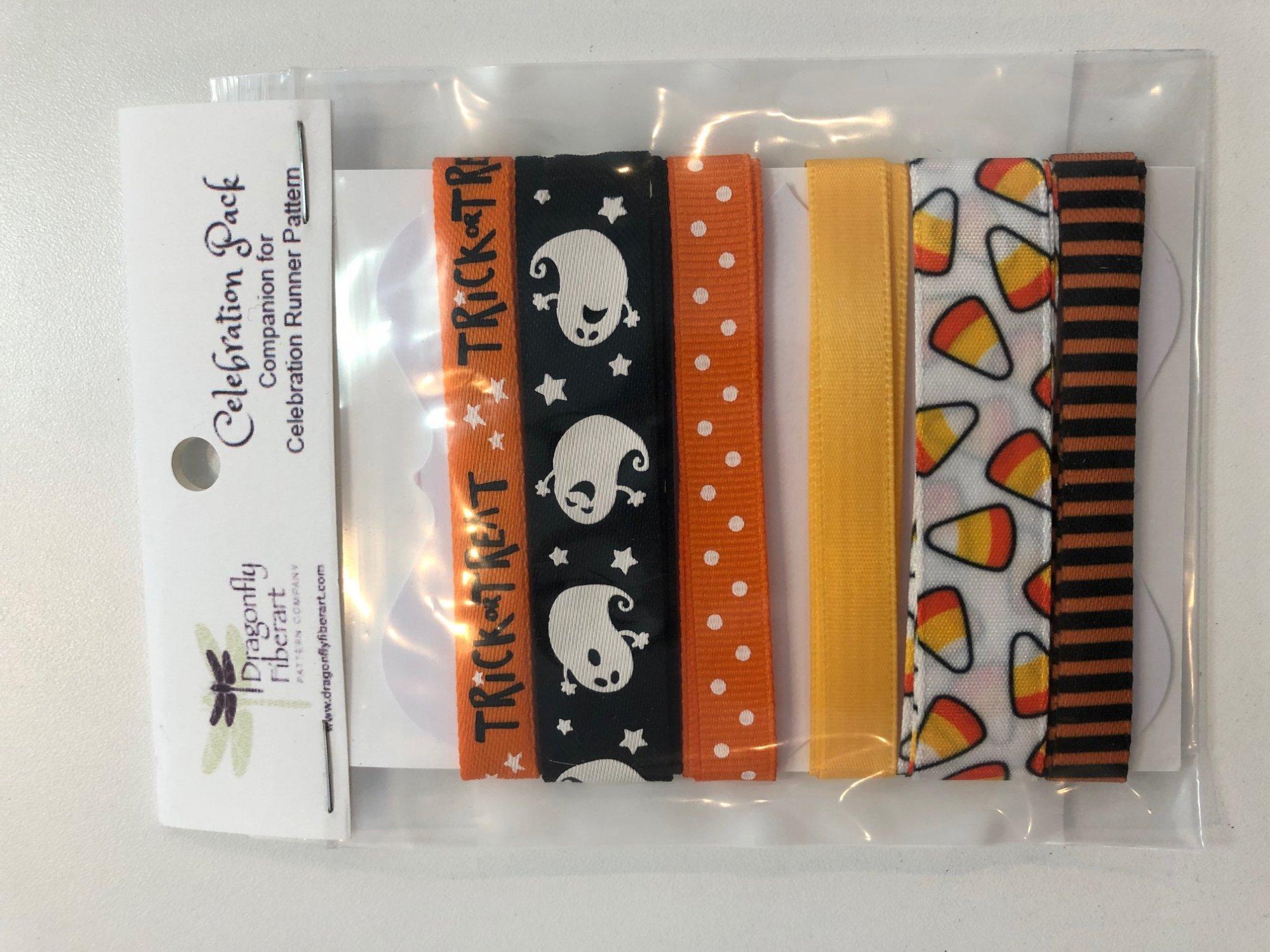 Ribbon Pack - Halloween I