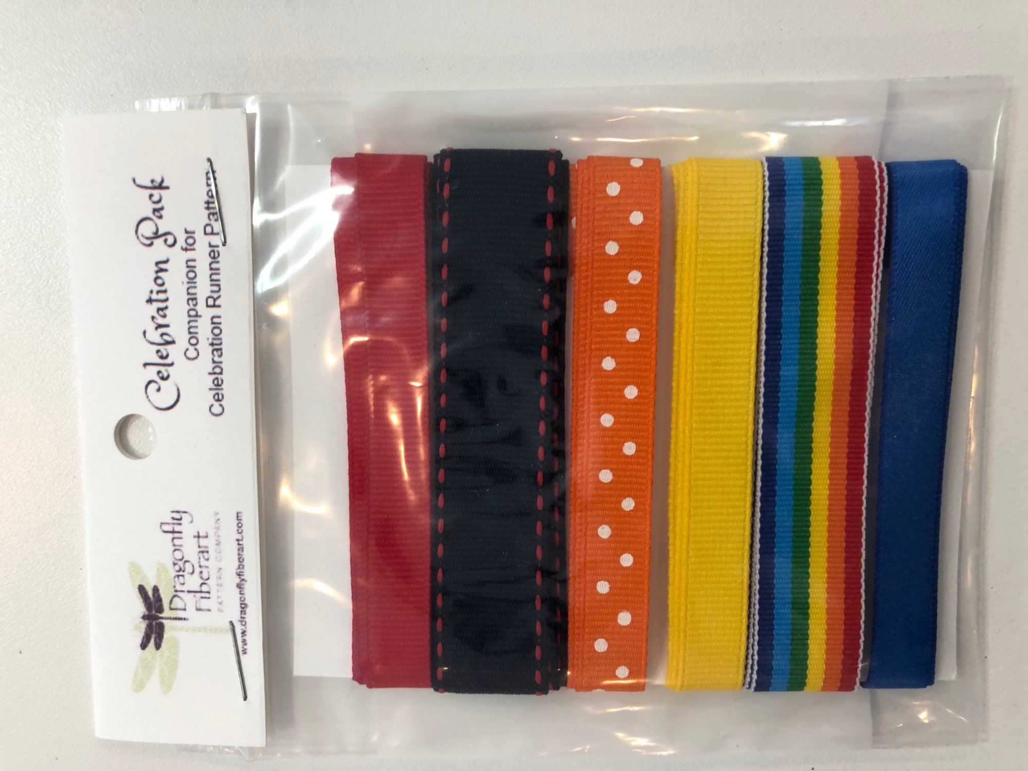 Ribbon Pack - Rainbow