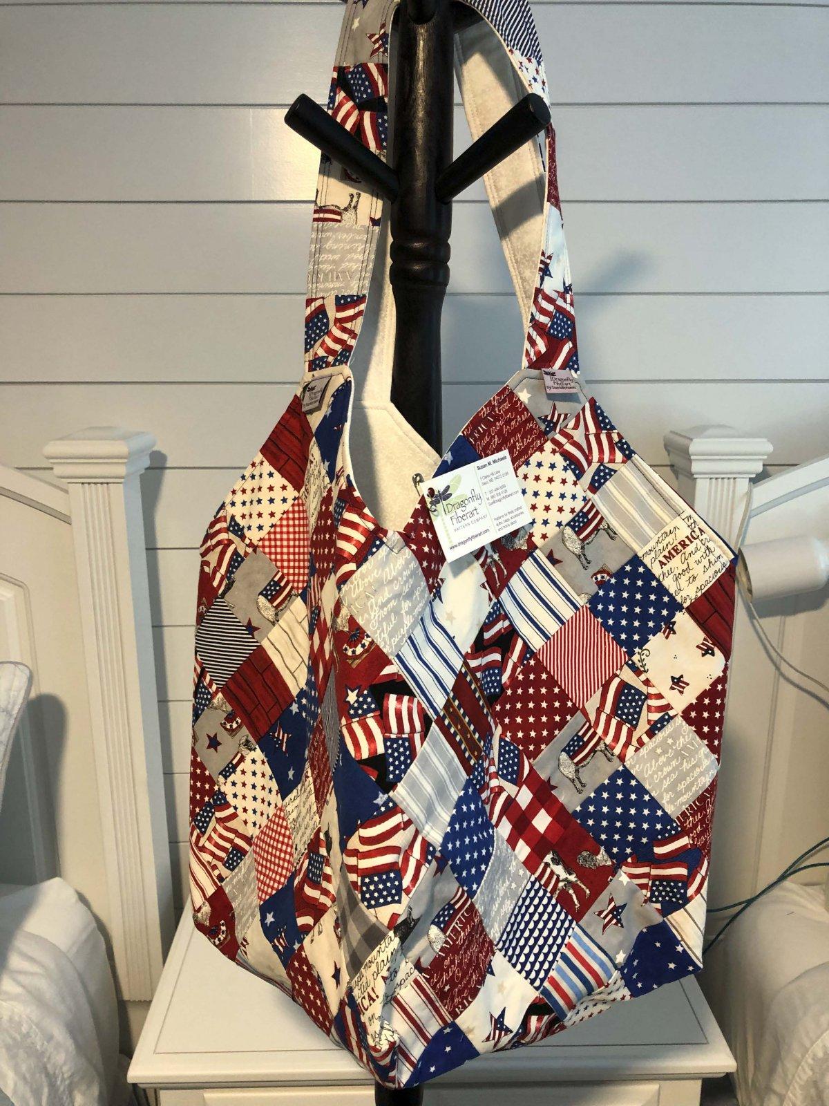 Mondo Bag - Patriotic