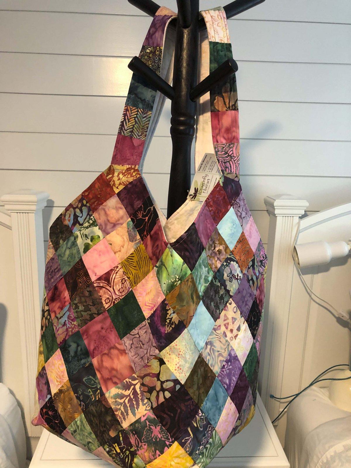 Mondo Bag - Vineyard Batiks