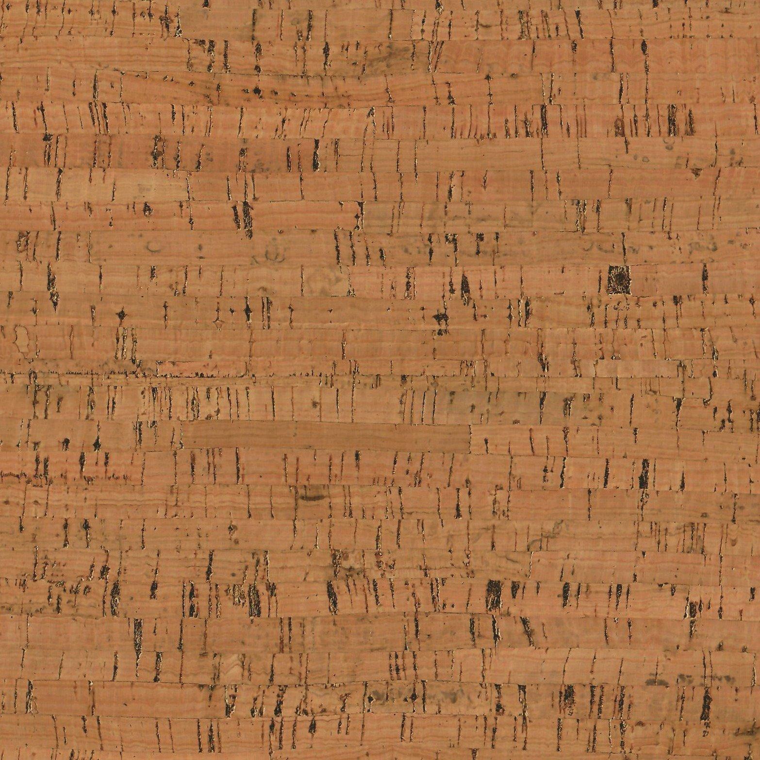 Natural Gold Flecked Cork Fabric