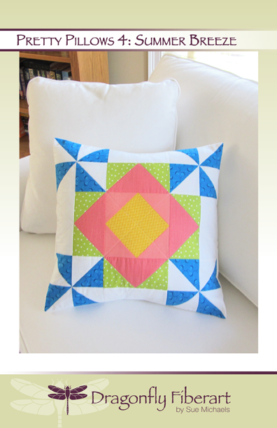 Pretty Pillows 4:  Summer Breeze - SALE