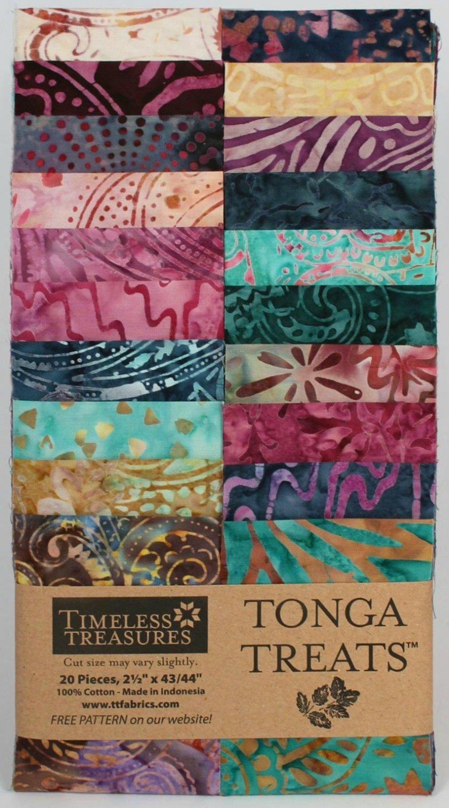 Tonga Treat Strip Jr Zanzibar