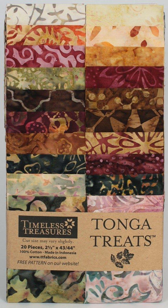 Tonga Treat Strip Jr Vineyard