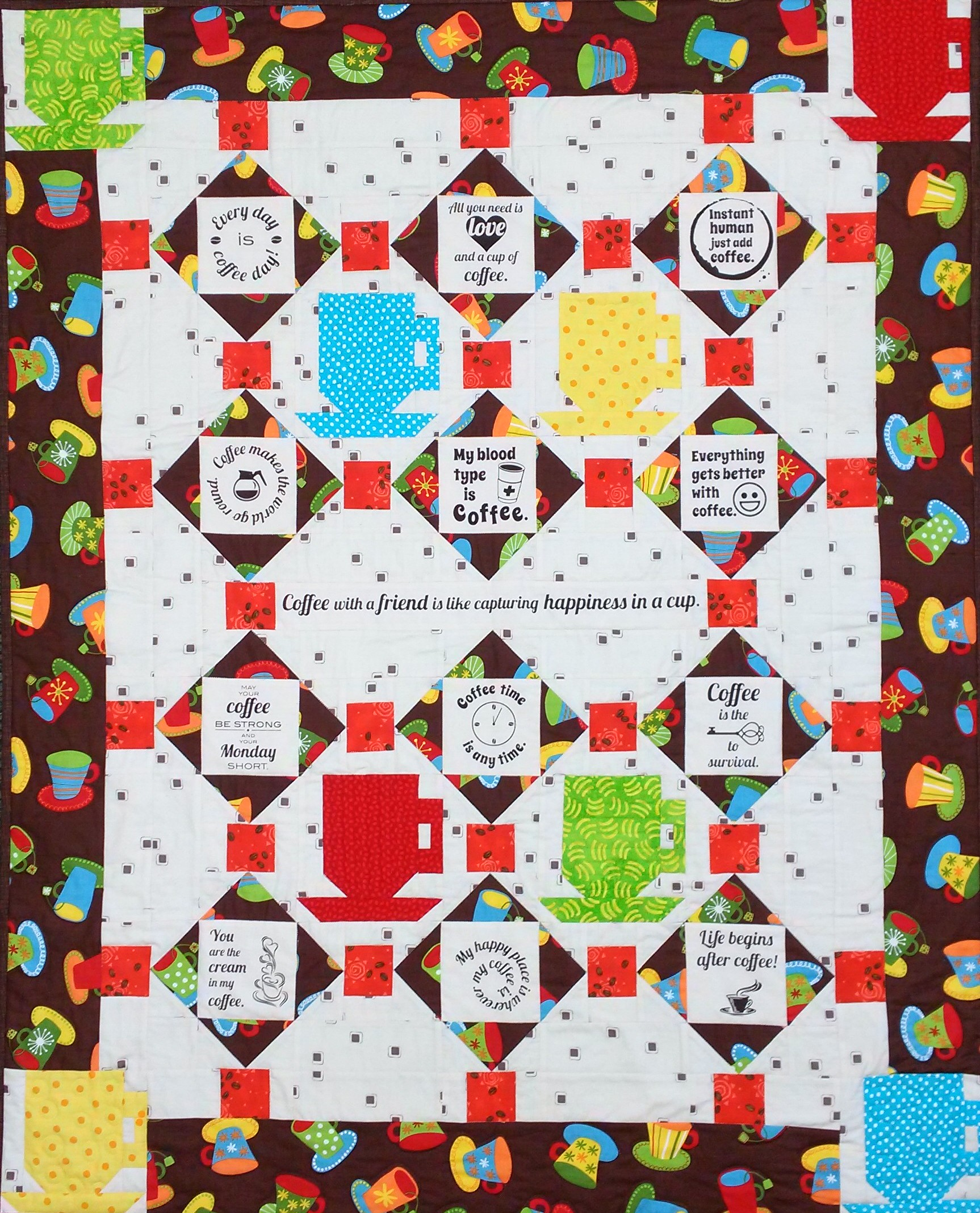 Christmas Bulb 1A Quilt Foam Board