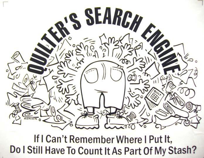 Quilters Search Engine