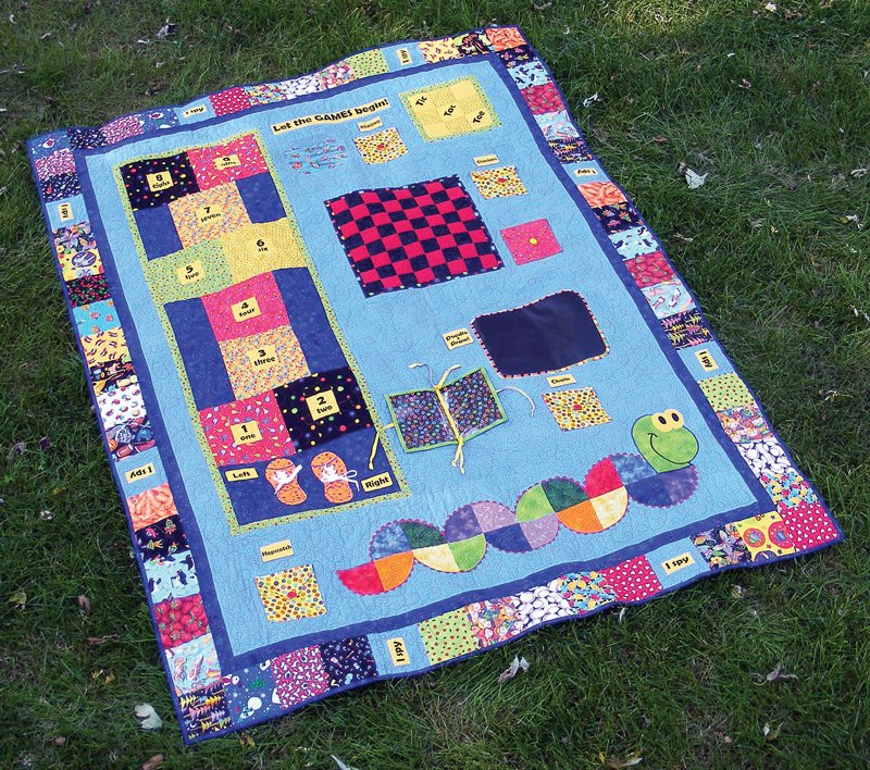 Game Quilt Kit