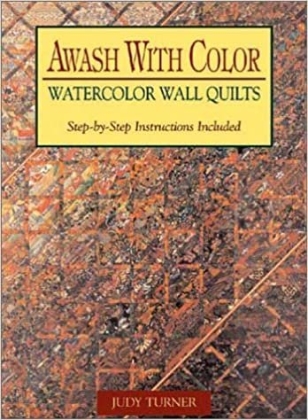 Awash With Color Quilt Book