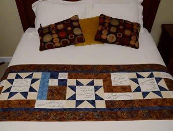 Bed Runner Pattern